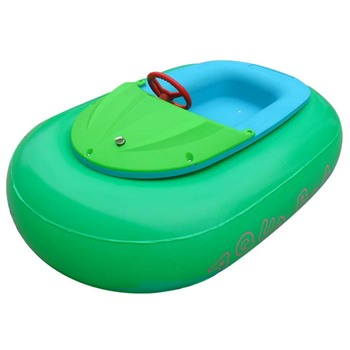 top hot-selling beautiful adults and kids aqua bumper boat
