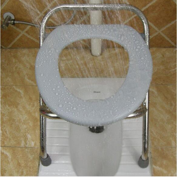 Most popular portable commode chair for elderly and disabled people in China market