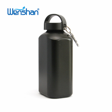 Aluminum Sports Water Bottle 1 L (34 Oz) Large Leak-proof - Perfect for Camping Climbing Cycling Outdoor Activities
