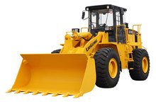 Mini wheel loader 0.5t-2t for construction and engineering
