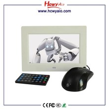 Cheapest Mini 7 Inch LCD Display Screen Digital Signage Digital Photo Frame Playback Photo Frame For Advertising