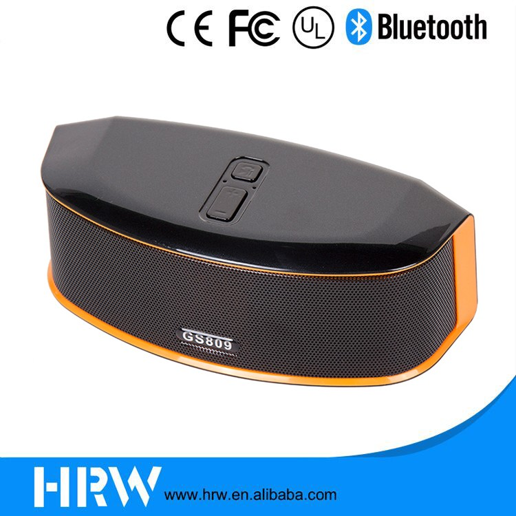 Hot factory selling portable wireless america doss music mini bluetooth speaker