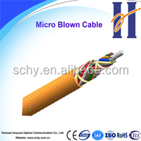 Air Blown Micro Fiber Optic Cable/Fibre Optic Cable