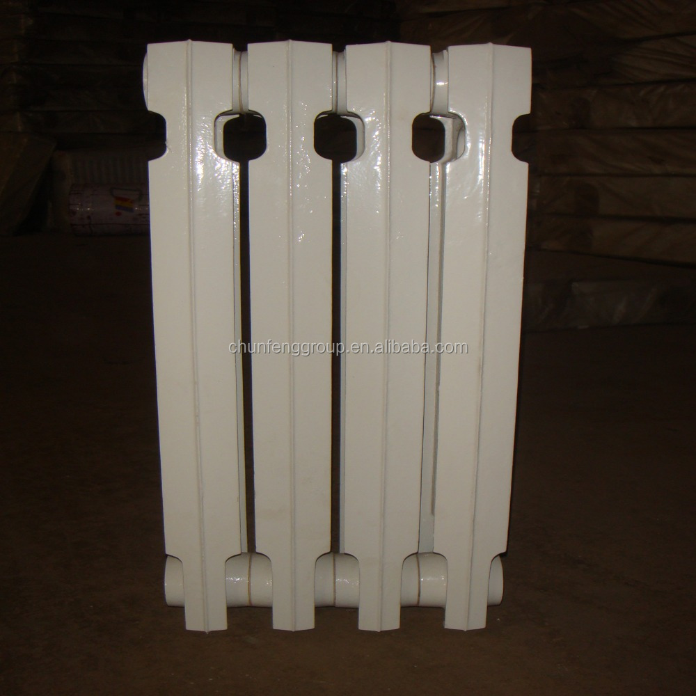 Central heating cast iron radiator