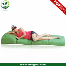 Outdoor waterproof beach bean bag portable bean bag bed