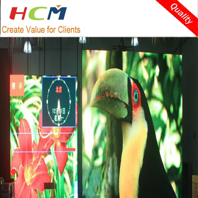 Customized P2.5 Super Slim led full color display xxx video 2016