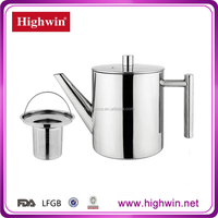 Excellent quality and new product stainless steel tea kettle maker water coffee pot Our Factory's Production Process: 1. Ce