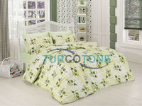 %100 COTTON PRINTED BED LINENS