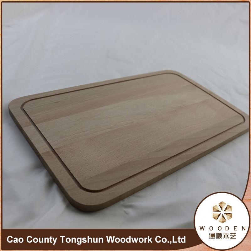 Wooden Oak Cutting Board For The Kitchen