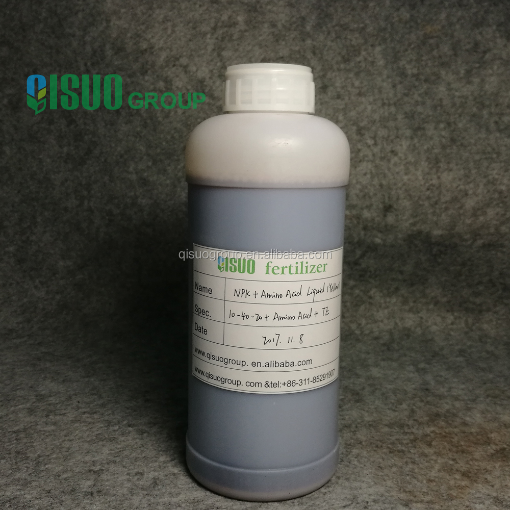 """QISUO"" Liquid Humic Acid,High Content,For Foliar Fertilizer And Drip"