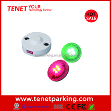Hot sale RS485 PGS Parking Car Ultrasonic Detector with LED Light for Parking Guidance system
