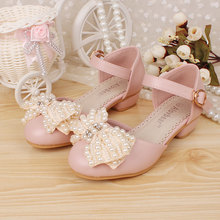 2016 new arrival kids high heel shoes rubber sole sandals for girls