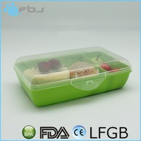 Wholesale Plain Lunch Box With Divider