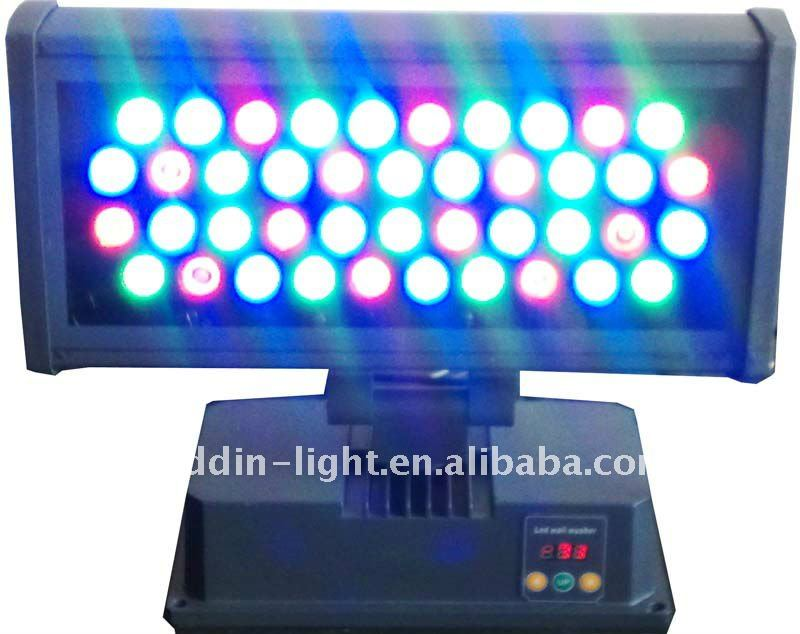 AL-WB201 36pcs*1W led waterproof bar light wall washer stage / outdoor Illumination