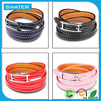 2015 Leather For Making Bracelets Accessories For Women