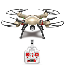 2.4Ghz 4Ch Rc Quadcopter Drone Aircraft Headless With 2Mp Hd Camera