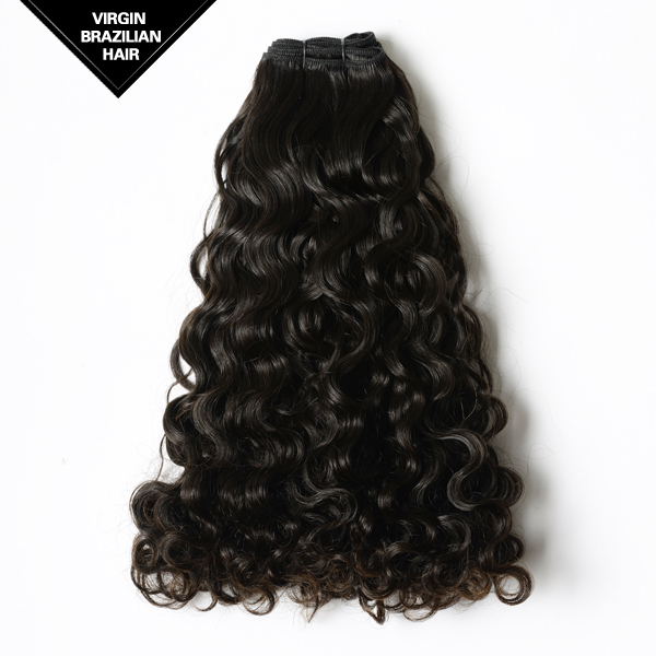 Wholesale Virgin Hair New Style Brazilian Double Drawn Weft Plastic Packaging For Hair Extensions