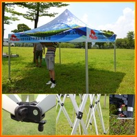 UV Protection Folding Pop Up Canopy & EZ Up Tent/ Event Tent For Factory Direct
