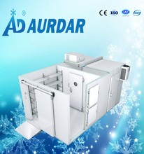 Food storage wall mounted monoblock cold room/cold storage