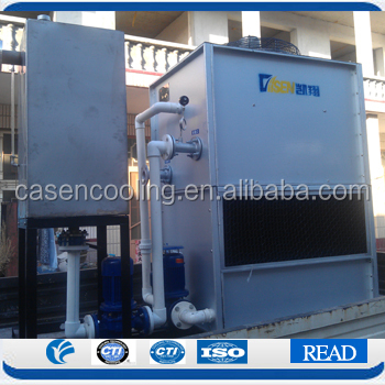 Closed Circuit Heat Exchange Cooling Tower Filling Material Refrigeration Equipment Parts