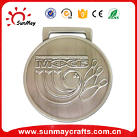 Buy supplier cheap custom china military medal with ribbon in ...