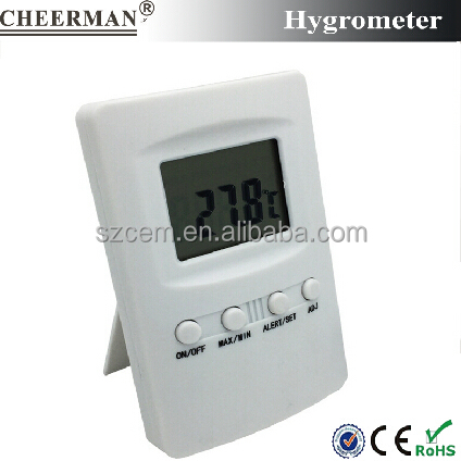 Amazon Promotion High Low Temperature Alarm monitor Refrigerator Freezer Fridge digital Thermometer With Magnet TL8027