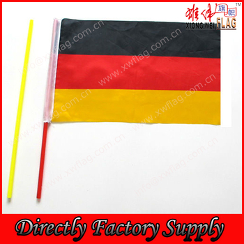 world cup Germany hand flags