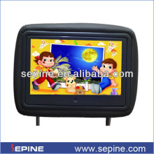 digital video advertising car/taxi replacement lcd tv screen
