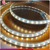 Waterproof Flexible Smd2835 Led Strip Light Dc12v 60leds Per Meter,Warm White