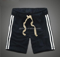 wholesale cotton short shorts outdoor men's cotton casual summer beach short sport trunks pants T1208 wholesale OEM service