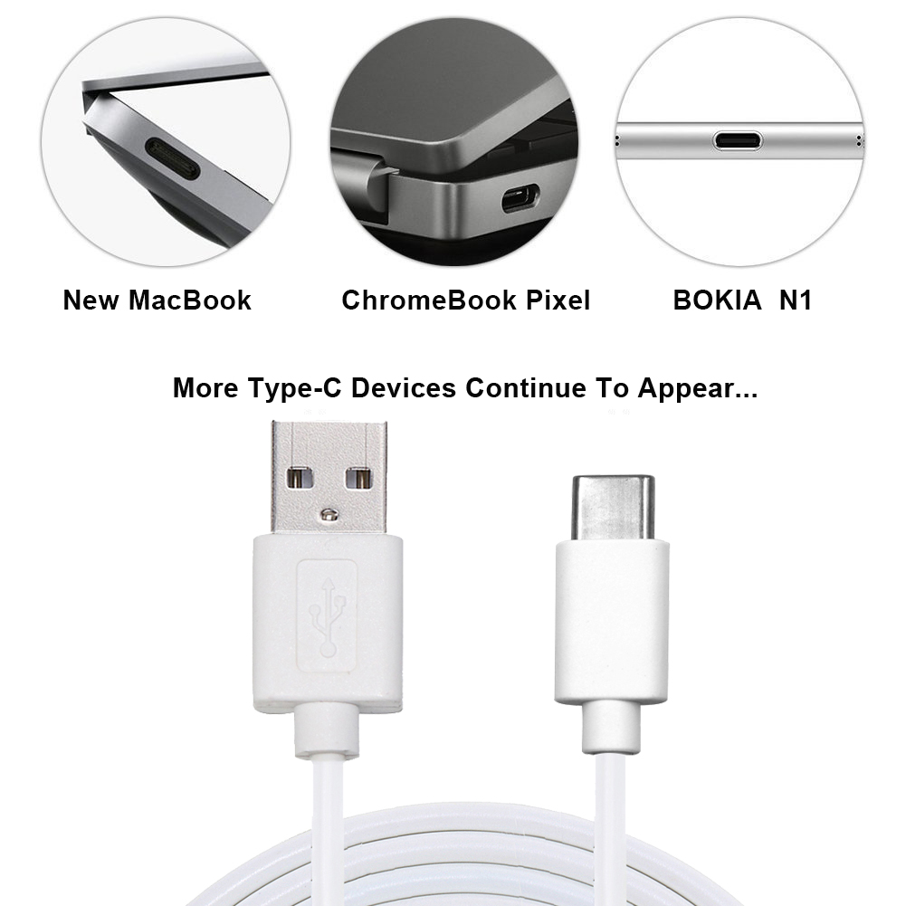 3FT 4FT 5FT USB-C to USB A Cable USB C Charger Type C Usb Data Connector 3.1 Fast Charging Type C Cable