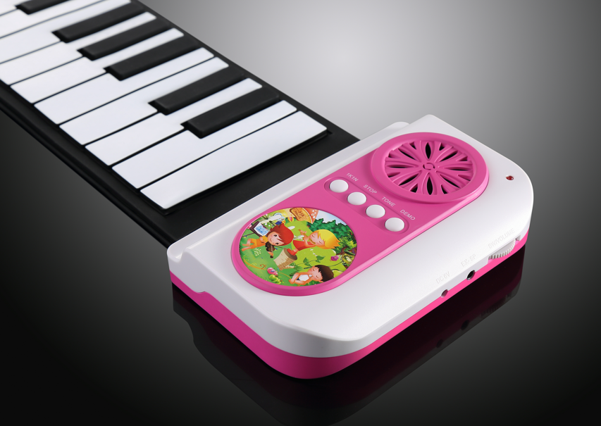 Promotion gift set Electronic piano keyboard for kids