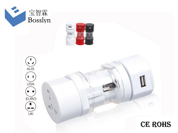 Top level hot sell international electrical travel adapter