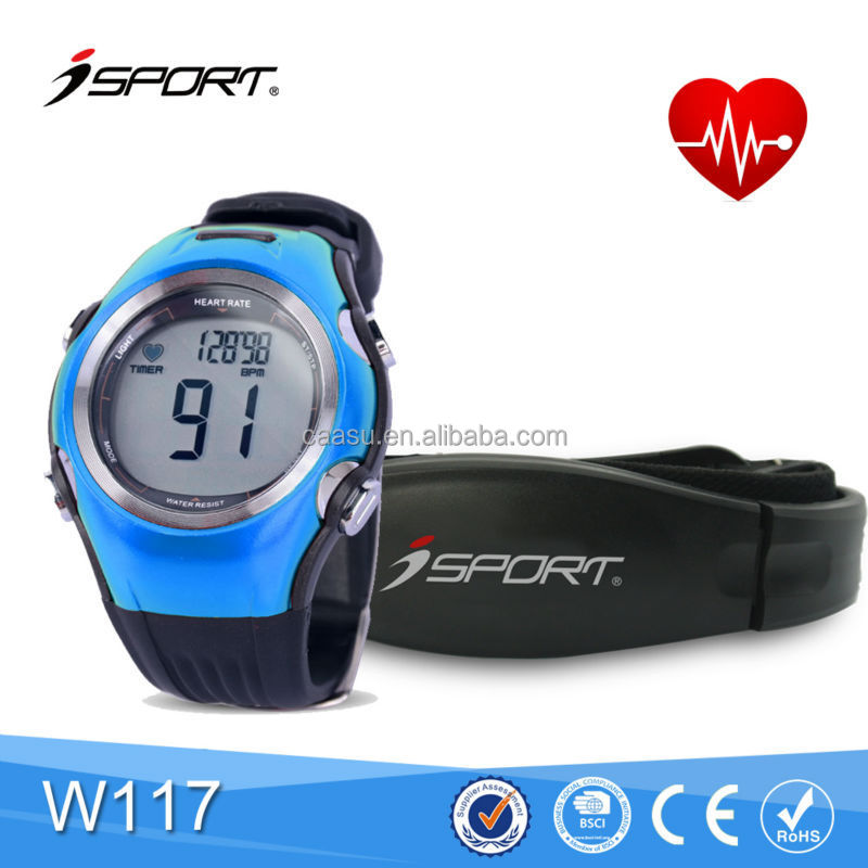 Heart Rate Monitor Wristband with Exercise Timer