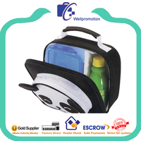 Wellpromotion children school thermal lunch box bag