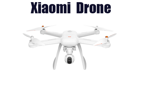 2016 New Arrival Xiaomi Mi Drone HD 1080P 4K WIFI FPV Quadcopter 5100mAh battery collapsible smart helicopter