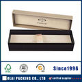 Custom Made Rigid Paperboard Pen packaging with Foam Insert