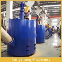 plastic film recycling line used PP PE LDPE washing equipment