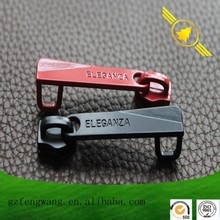 zipper puller design for luggage