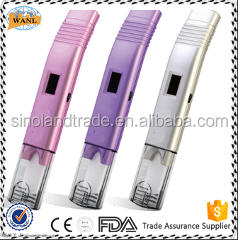 Reusable digital pregnancy and ovulation test monitor