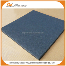 Recycled SBR granule rubber flooring mats for playground
