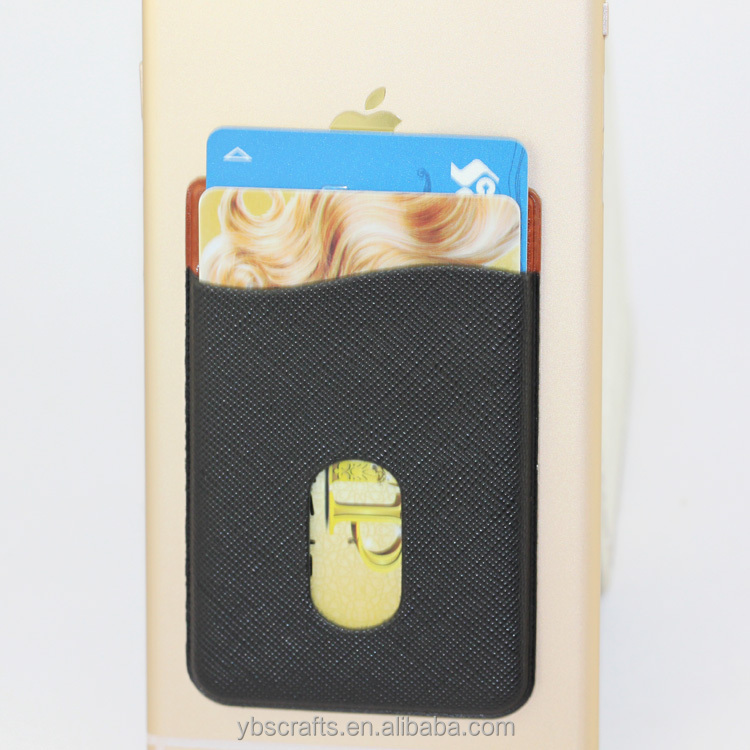 Pouch B3 Adhesive accessory pocket for all iPhone, Samsung & Android smart phones (Mint)