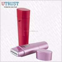 new design hot selling popular lady shaver 4 heads