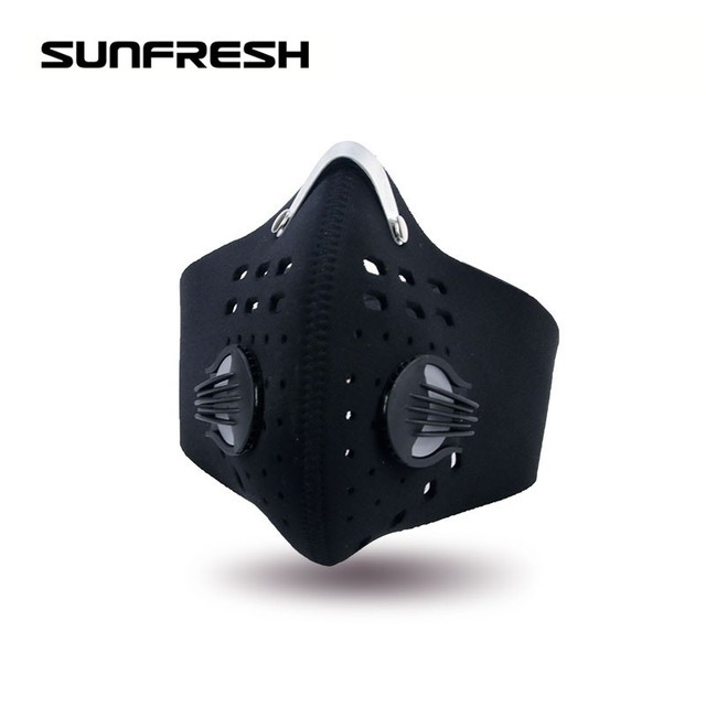 hot selling air pollution mask pm2.5 for motorcycle face shield custom