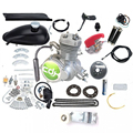 Petrol Gas Bicycle Engine 2 Stroke 66cc 80CC Cycle Motor Kit