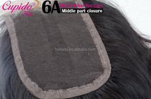 Cupido high quality vigin peruvian human hair