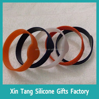 2016 new arrival silicone wristband, engraved silicone bracelet