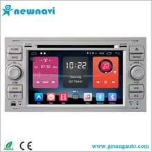 7 inch touch screen car radio android 6.0 Car dvd player for FORD focus/C-max/Fiesta/Fusion/Galaxy/Transit/Kuga with gps