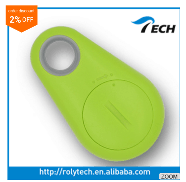 wireless bluetooth anti-lost tracker/ key anti-lost anti-lost alarm mini key finder