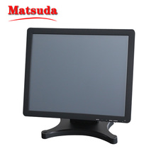 "12"" 15"" 17"" 19"" 22"" touch screen LED monitor capacitive/resistive touch screen monitor"